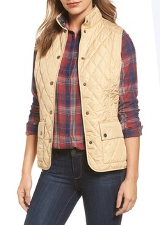 Barbour 'Saddleworth' Quilted Vest