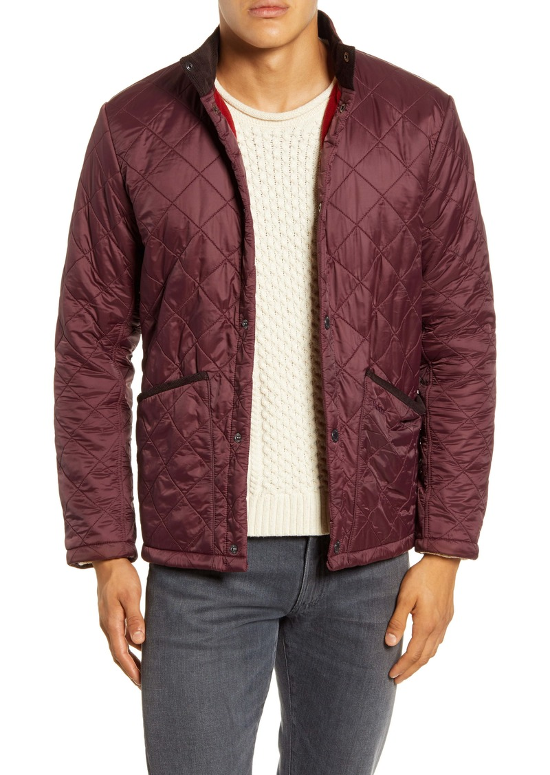 Barbour Saffir Polarquilt Jacket