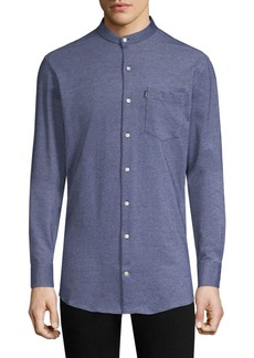 Barbour Scafell Cotton Button-Down Shirt