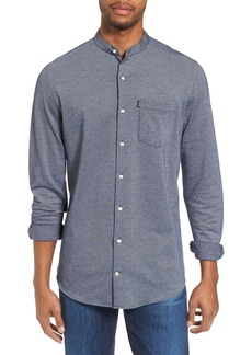 Barbour Scafell Regular Fit Solid Sport Shirt
