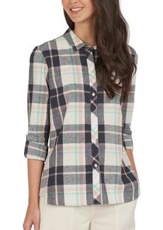 Barbour Seaglow Plaid Shirt