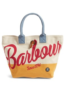 Barbour Single Shopper Tote