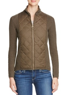Barbour Sporting Zip Knit Jacket