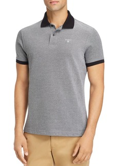 Barbour Sports Color-Block Classic Fit Polo Shirt