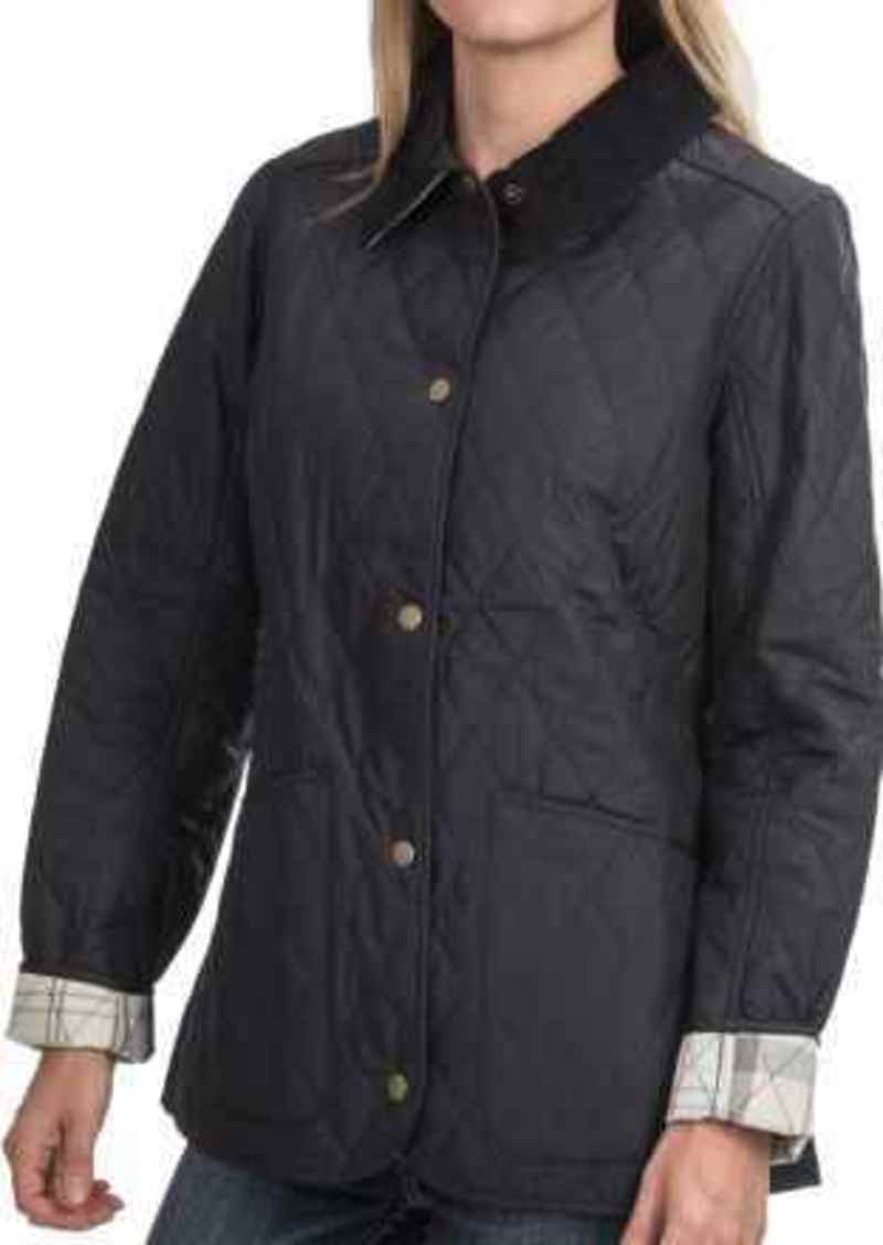 89046c4b2 Spring Annandale Quilted Jacket - Tartan Lined (For Women)