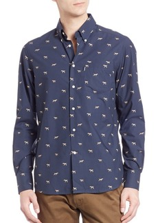 Barbour Springe Printed Shirt