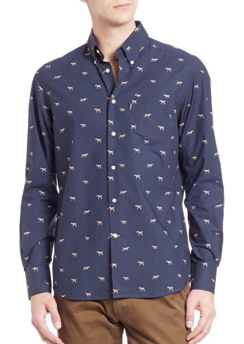 Barbour Springe Printed Shirt