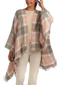 Barbour Staffin Tartan Poncho