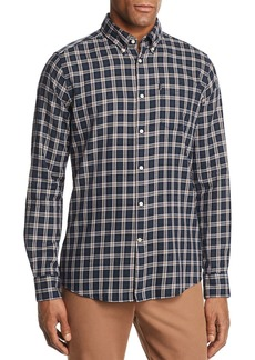 Barbour Stapleton Country Check-Print Tailored Fit Button-Down Shirt