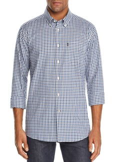 Barbour Stapleton Oxford Gingham Slim Fit Button-Down Shirt