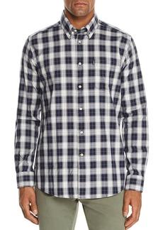 Barbour Stapleton Oxford Plaid Slim Fit Button-Down Shirt