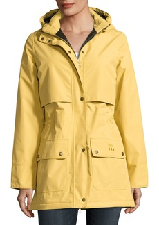 Barbour Stratus Hooded Utility Jacket