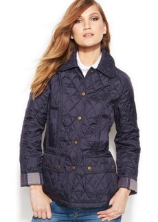 Barbour Summer Beadnell Quilt Jacket