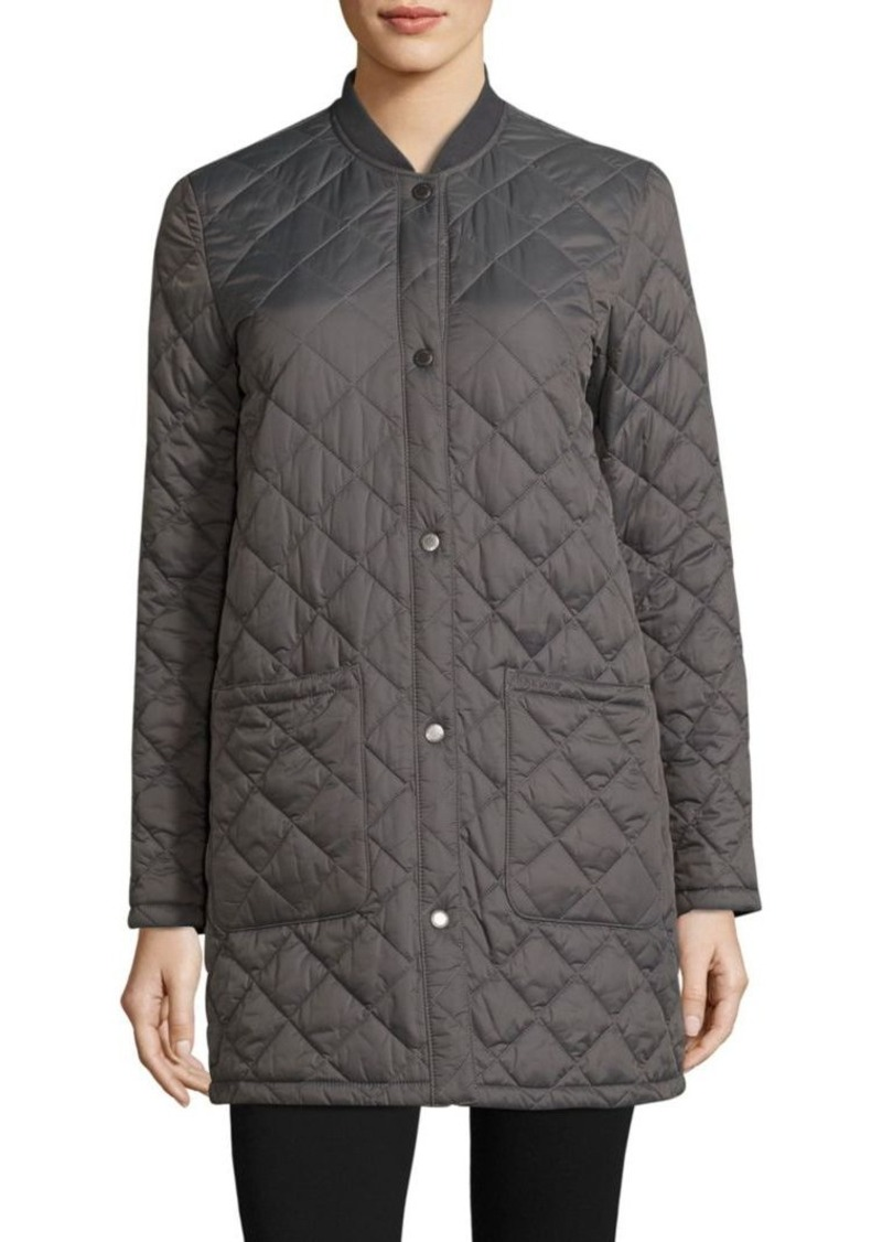 Barbour Summer Quilted Bomber Jacket