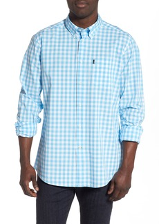 Barbour Tailored Slim Fit Gingham Sport Shirt