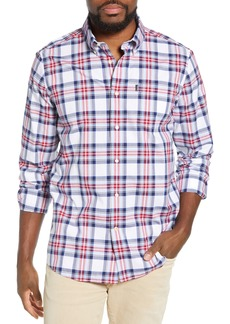 Barbour Tailored Slim Fit Highland Plaid Shirt