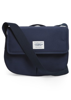Barbour Tarras Canvas Messenger Bag