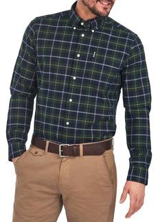 Barbour Tartan Button Down Shirt