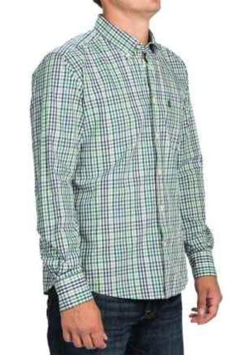 16ead32c882 Barbour Barbour Terence Tattersall Shirt - Slim Fit