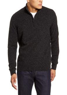 Barbour Tisbury Half Zip Pullover Sweater