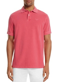 Barbour Washed Piqu� Sport Regular Fit Polo Shirt