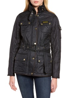 Barbour Water Resistant Polarquilt Moto Jacket