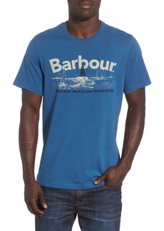 Barbour Waterline Graphic T-Shirt