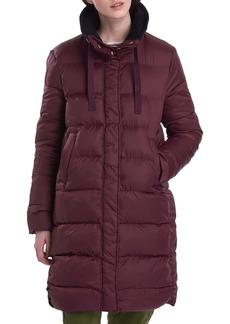 Barbour Weatheram Longline Puffer Coat