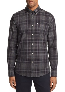 Barbour Wetheram Plaid Tailored Fit Button-Down Shirt