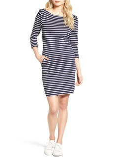 Barbour Wharf Stripe Jersey Dress