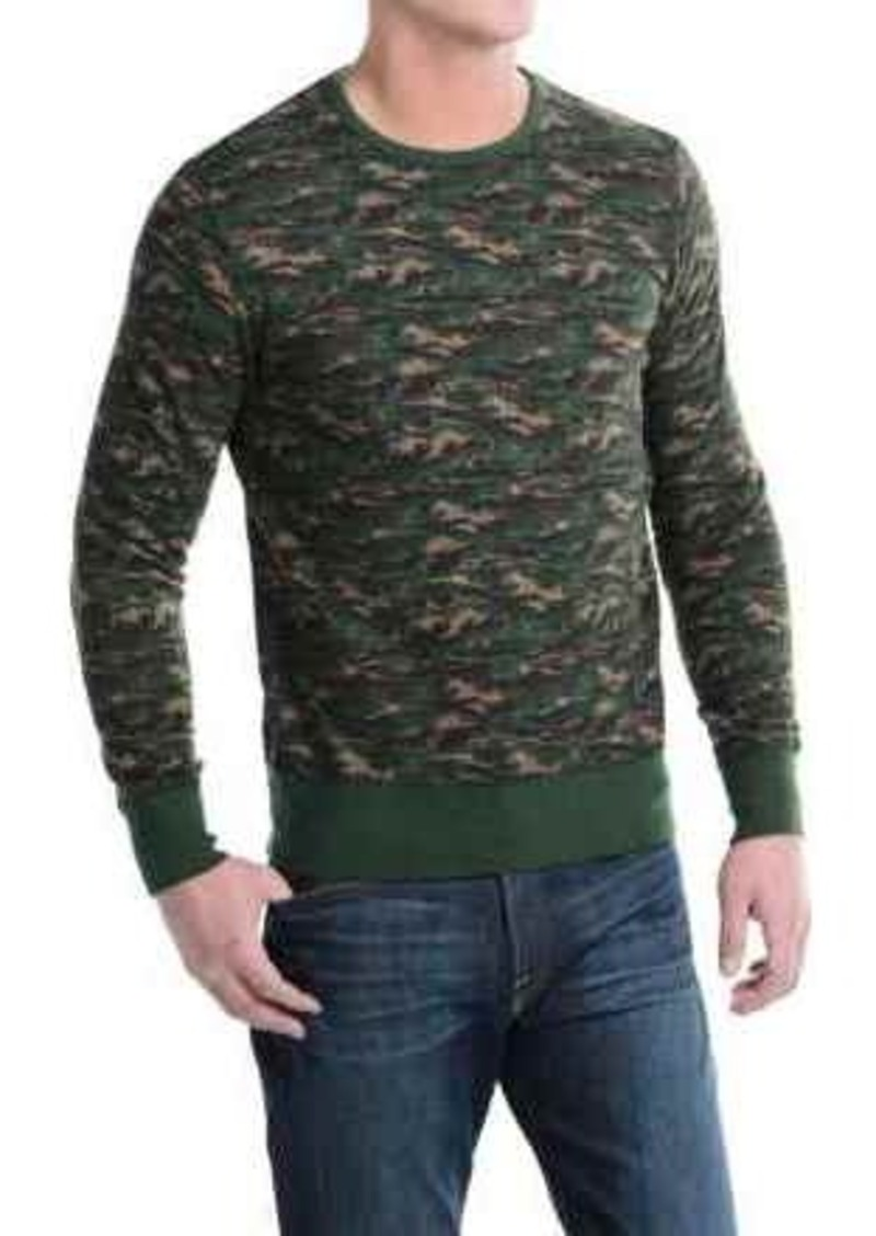 4154b04246ca Barbour Barbour X White Mountaineering Blenyama Sweater - Crew Neck ...