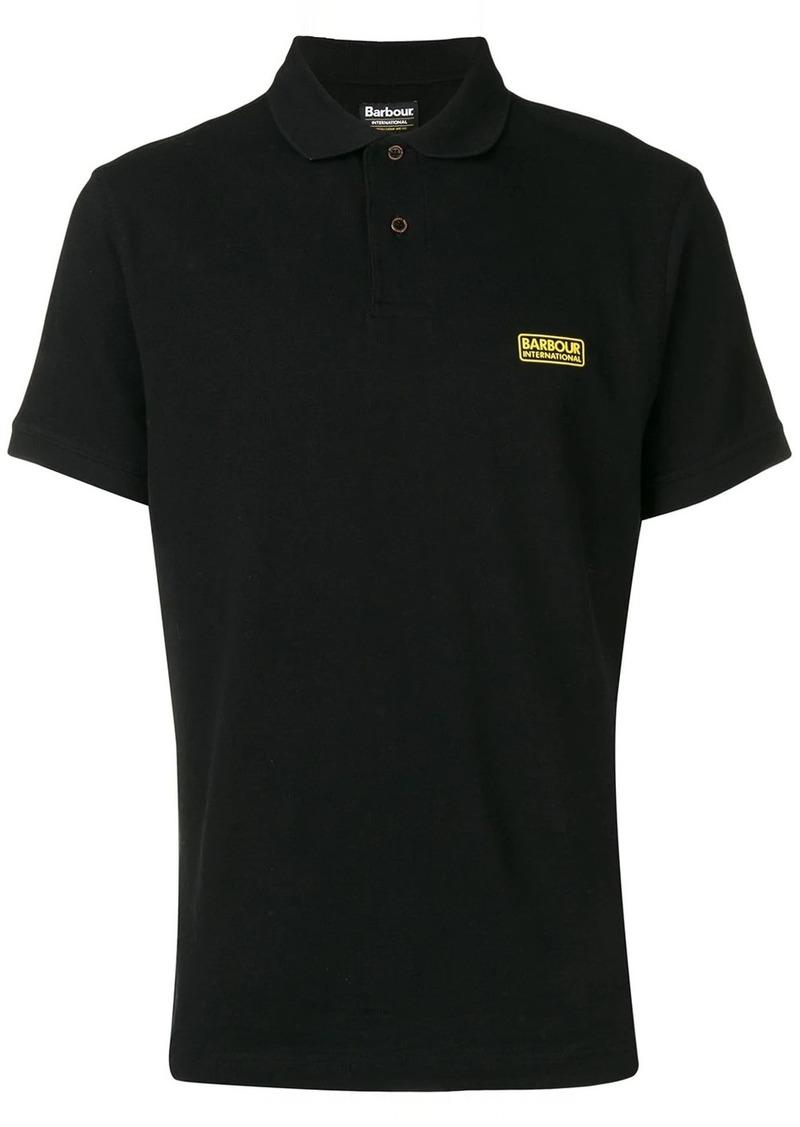 Barbour basic polo shirt