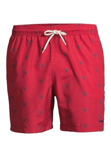 Barbour Beacon Swim Trunks