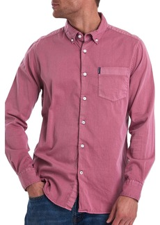 Barbour Bedford Corduroy Tailored Fit Shirt