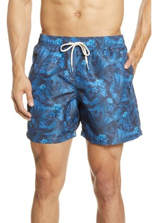 Barbour Filey Nylon Swim Trunks