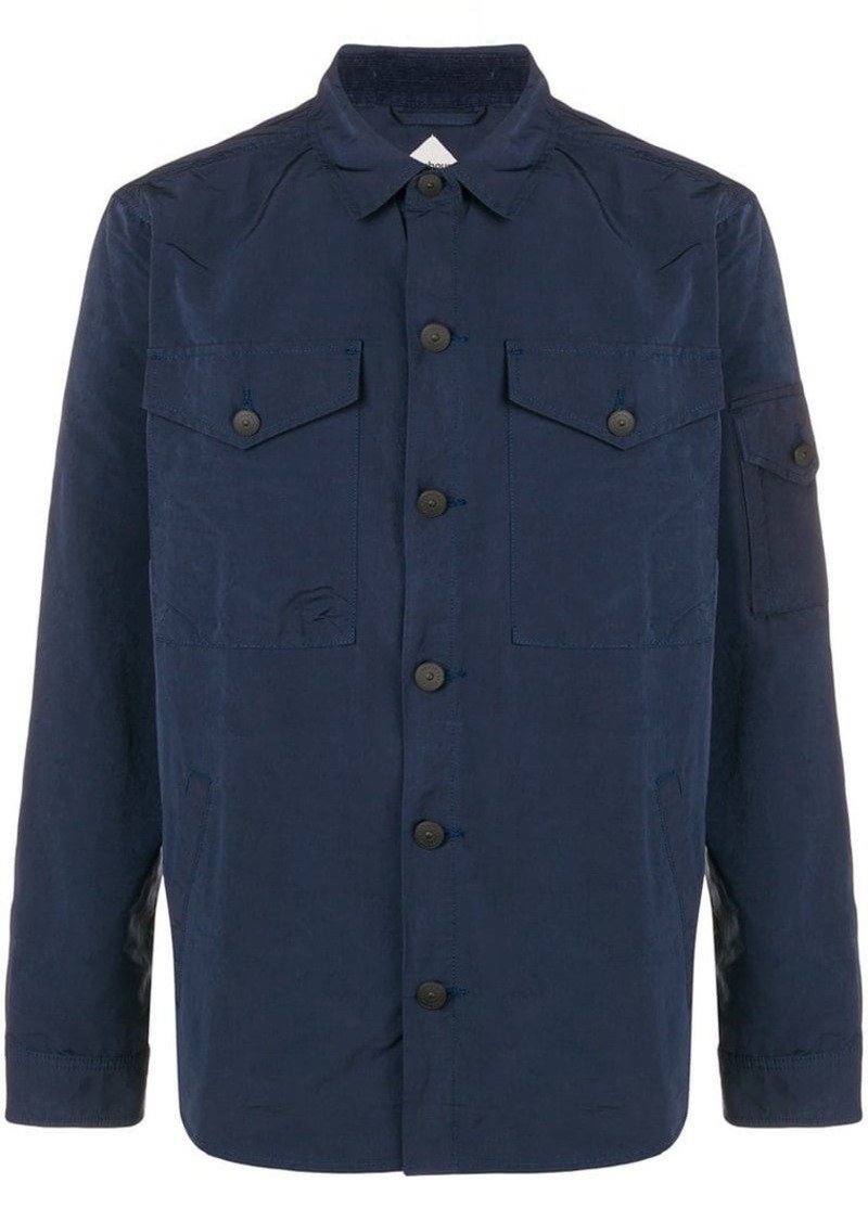 Barbour classic shirt jacket