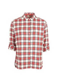 Barbour Coastal Hauxley Plaid Shirt