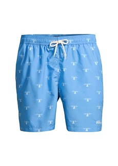 Barbour Coastal Swim Trunks