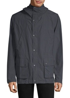 Barbour Cogra Hooded Cotton Jacket