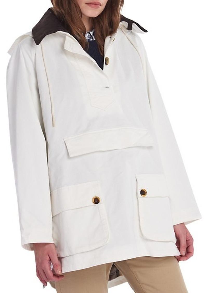 Barbour Constance Cotton-Blend Coat