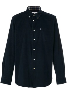 Barbour corduroy shirt