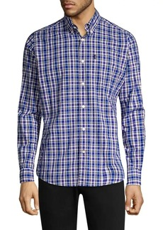 Barbour Core Essentials Highland Check Button-Down Shirt