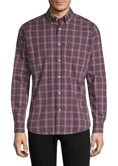 Barbour Core Essentials Stapleton Highland Check Sport Shirt