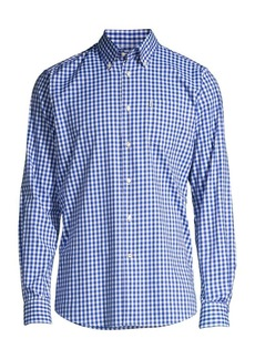 Barbour Country Hill Performance Gingham Shirt