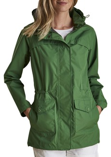 Barbour Dalgetty Waterproof Detachable-Hood Jacket