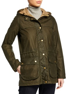 Barbour Durham Lightweight Waxed Jacket
