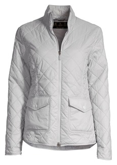 Barbour Helm Box-Quilted Jacket