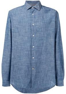 Barbour Highfield denim chambray shirt