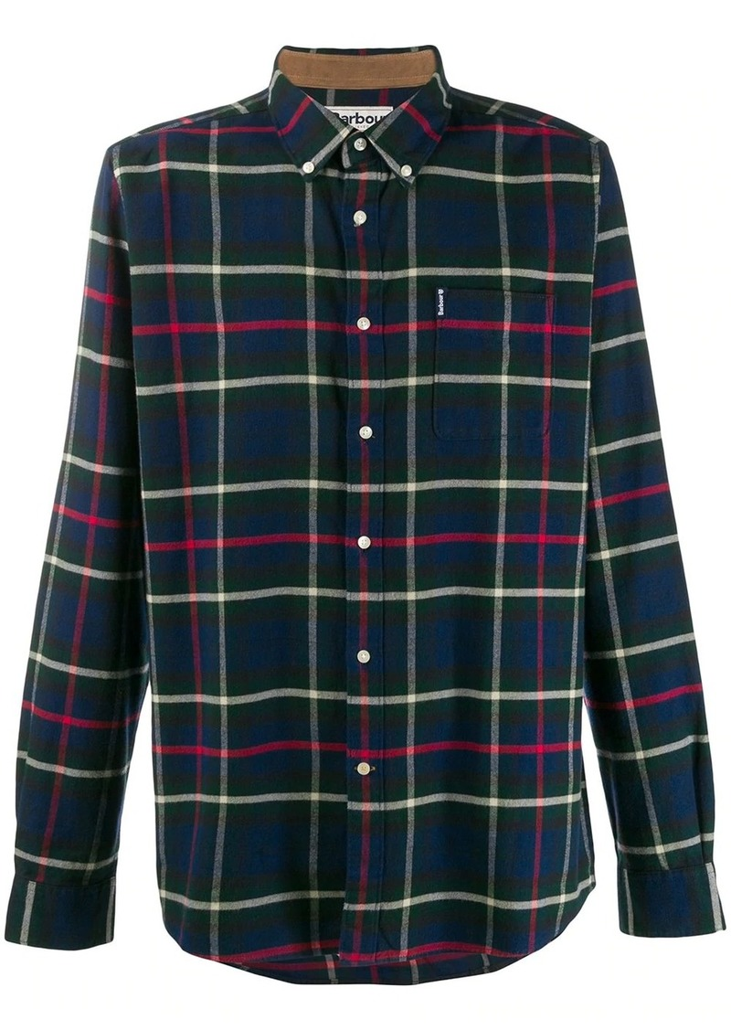 Barbour Highland check-print shirt