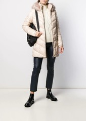 Barbour Highpoint padded parka coat